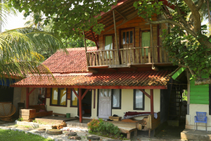 accommodation in krui